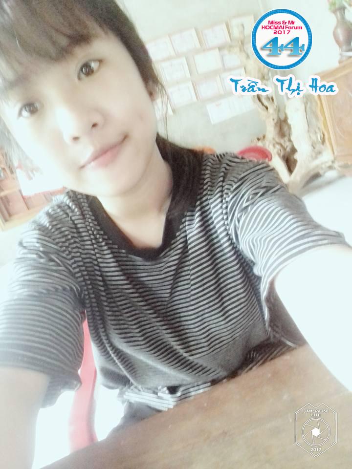 SBD 44 - Trần Thị Hoa